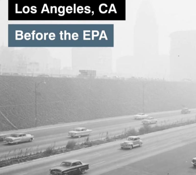 The World Before EPA
