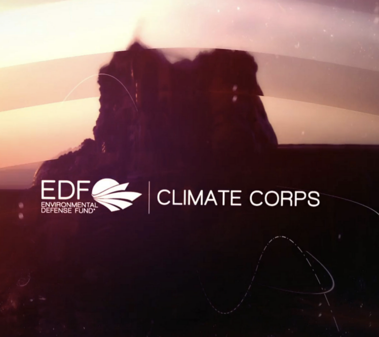 EDF Climate Corps partners with Fly Ranch