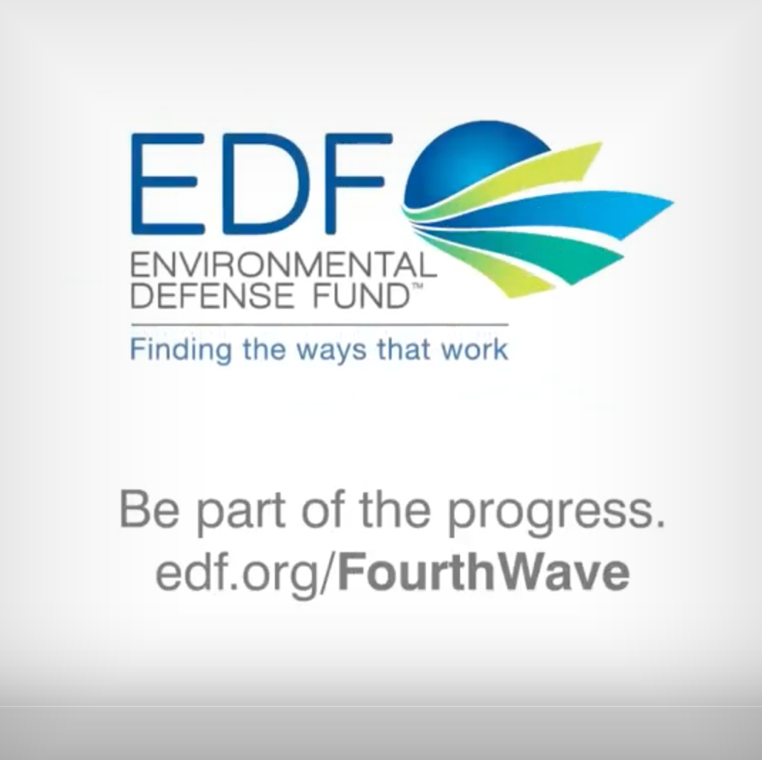 Environmental Defense Fund Brand
